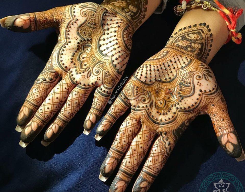 Aurora Artistry - Bridal Henna