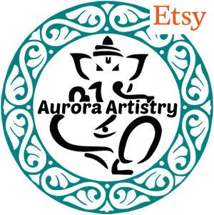 Aurora Artistry Etsy